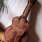 Ghali Hadefi's  guitarcase