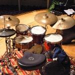 Jeff Ballard's Cymbalbag