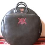 Kenneth Kapstad's cymbalbag